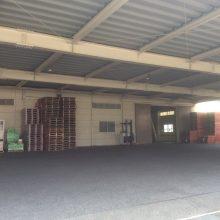 泉大津市臨海町大型倉庫