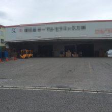 泉大津市大型倉庫