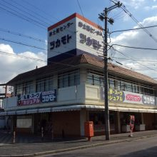 泉大津市ロードサイド店舗