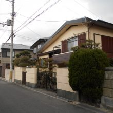 堺市東区中茶屋:土地