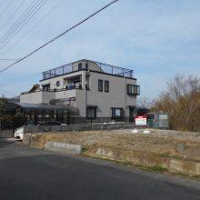 和泉市山荘町:土地