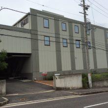 和泉市ロードサイド倉庫・事務所