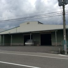 堺市南区大型倉庫